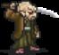 Nurarihyon (Sword) Sprite