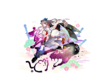Orochihime (New Year's) AW Render