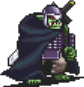 Orc Commander Sprite