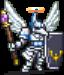 Angel Mage Knight (White) Sprite