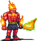 Fire Giant Sprite