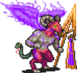Ancient Purple Demon Sprite