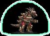 Mini Mecha Dragon Toy Sprite