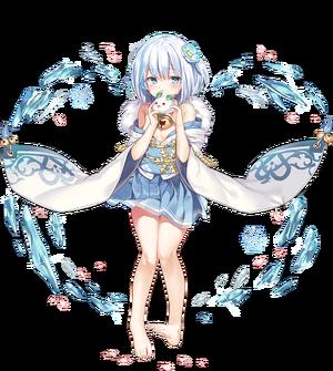 Yukihime Render