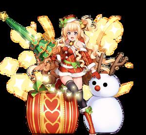 Charlotte (Christmas) AW Render
