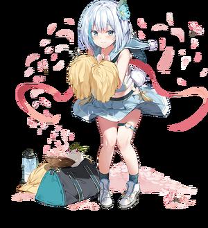 Yukihime (School) Render
