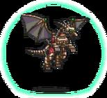 Complete Mecha Dragon Toy Sprite