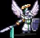 Angel Knight (White) Sprite