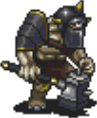 Armored Cyclops Sprite
