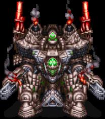 Deus Ex Machina Form 2 Sprite