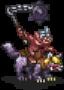 Red Flail Goblin Sprite