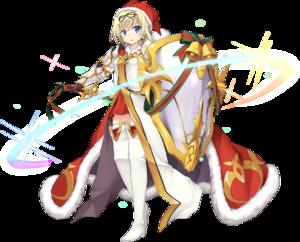 Cornelia (Christmas) AW Render