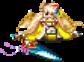 Eldora (New Year's) Death Sprite