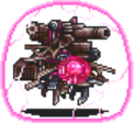 Red Guardian Sentry Sprite