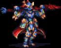 Heroic Spirit (Spear) Sprite