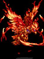 True Divine Beast Suzaku Sprite