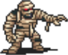 Giant Mummy King Sprite