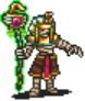 Mummy Mage Sprite