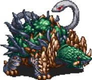 Divine Beast Genbu Sprite