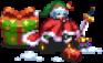 Cypria (Christmas) AW2 Death Sprite