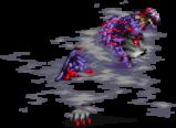 Vampire Sphinx Sprite