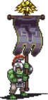Orc Standard Bearer Sprite