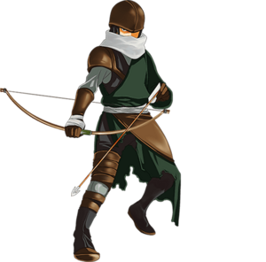 Soldier (Bow) A Render