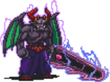 Archdemon Swordsman (Cursed Weapon) Sprite