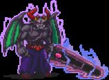 Archdemon Swordsman (Cursed Weapon) Sprite