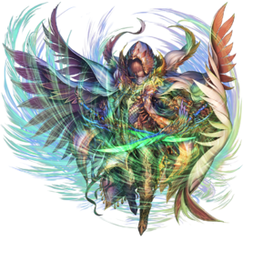 Prince (Wind Guardian) Render