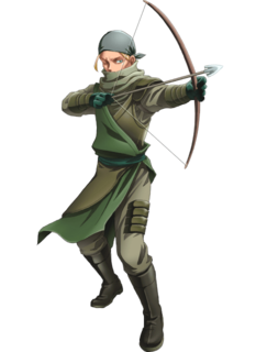 Soldier (Bow) B Render