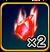 Demon Crystal (x2) Icon