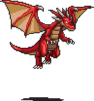 Greater Red Dragon