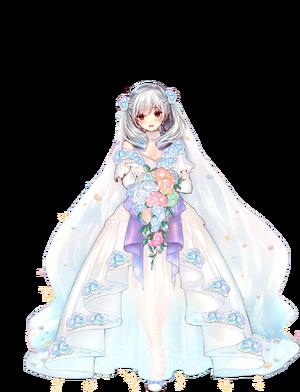Alicia (Bride) Render