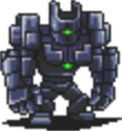 Iron Golem Enemy Sprite