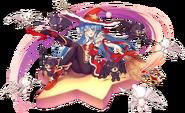 Ryuryu (Valentine's) AA AW2 Render