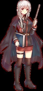 Anna (Uniform) Render