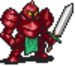 Red Living Armor Sprite