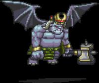 Flying Greater Demon Sprite