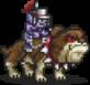 Goblin Pug Rider Sprite
