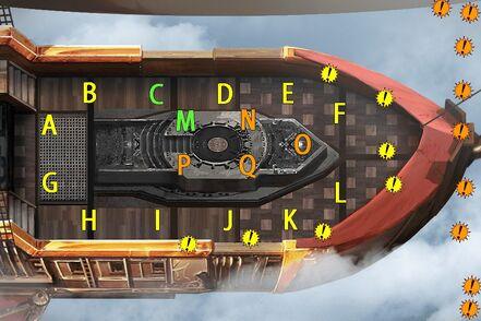Imperial airship