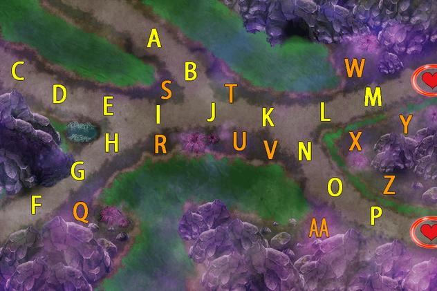 Astaroth Map