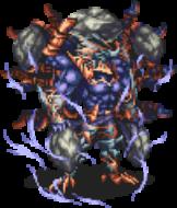 Divine Beast Hecatoncheir (Blue) Form 2 Sprite