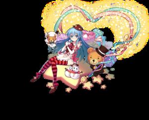 Ryuryu (Valentine's) Render