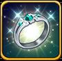 Platinum Ring Icon
