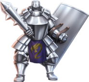 Soldier (Heavy) A Render