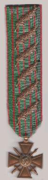 Croix de guerre 1914-1918 (France)