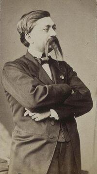 Justinien Nicolas Clary (1816-1896)