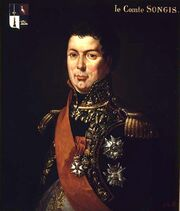 Lefèvre - Comte de Songis, Grand Maître de l'Artillerie