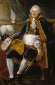 François Marie Joseph Justin Comte de Viry (1736-1813)
